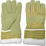 """Перчатки кожаные утепленные (размер 10,5""""), FIT, 12450"""