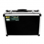 Ящик-чемодан алюминиевый для инструмента, 430 x 310 x 130 мм, FIT, 65630