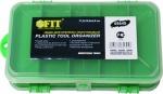 Ящик-органайзер 2-сторонний для крепежа (175х106х46 мм), FIT, 65645