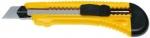 Нож технический 18 мм, усиленный, FAMAKS, 10020