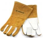 """Перчатки кожаные мягкие """"Элит"""", арт. 10-1007L, FOXWELD"""