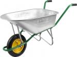 Тачка садово-строительная, 90 литров, GRINDA, 422396