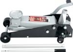 Домкрат гидравлический подкатный, 3,5 т, h подъема 145–490 мм, с педалью, MATRIX MASTER, 51045