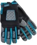 Перчатки универсальные комбинированные DELUXE, XXL, GROSS, 90335